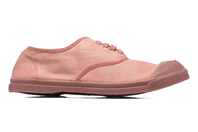 Deportivas Bensimon Tennis Colorsole Rosa vistra trasera