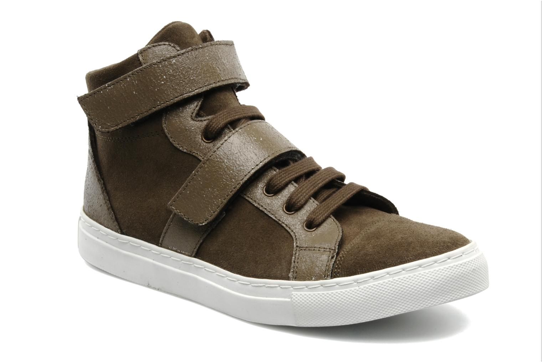 Sneakers Bensimon Sneakys Suède Grigio vedi dettaglio/paio