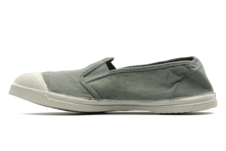Sneakers Bensimon Tennis Tommy H Groen voorkant