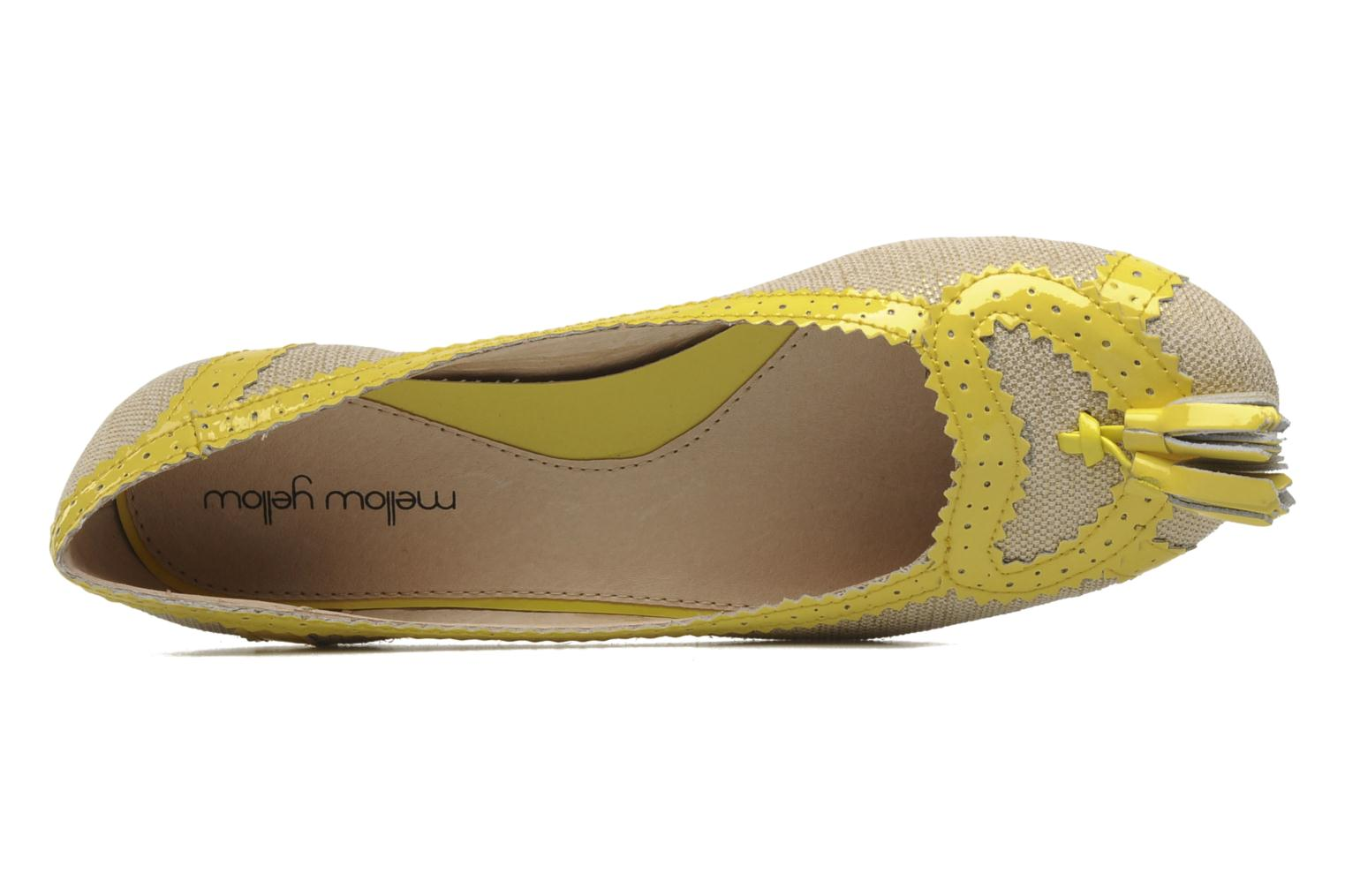 Ballerina's Mellow Yellow Nagoya Geel links
