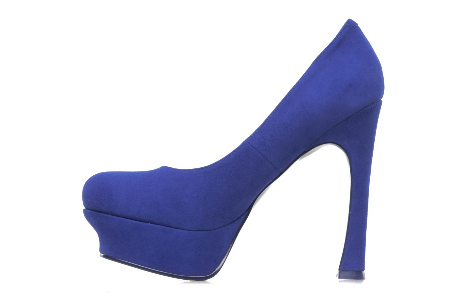 Abrielle ELECTRIC BLUE SUEDE