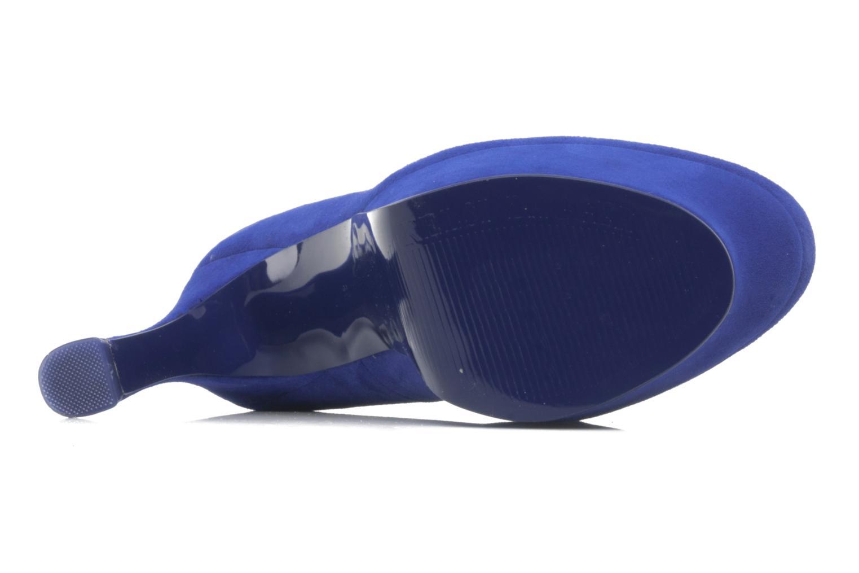 Zapatos de tacón Kelsi Dagger Abrielle Azul vista de arriba