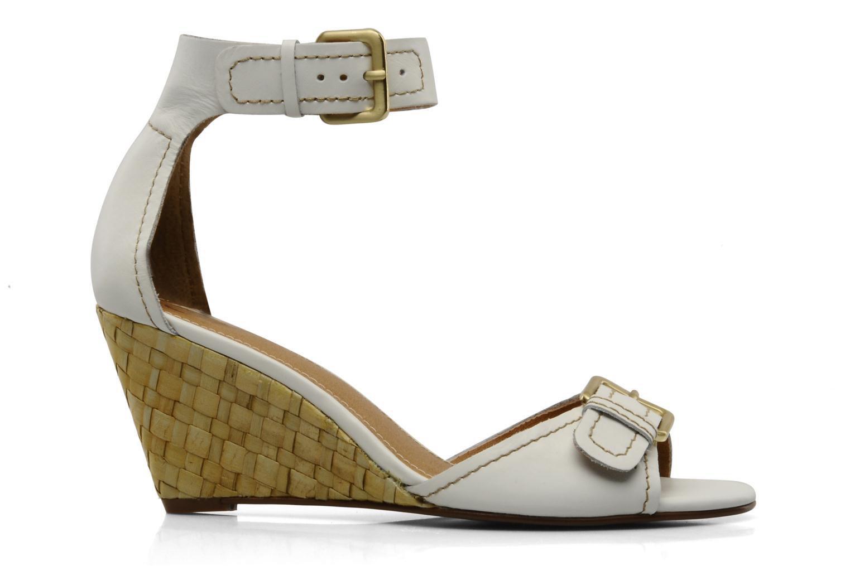Sandales et nu-pieds Kelsi Dagger Gemini Blanc vue derrière