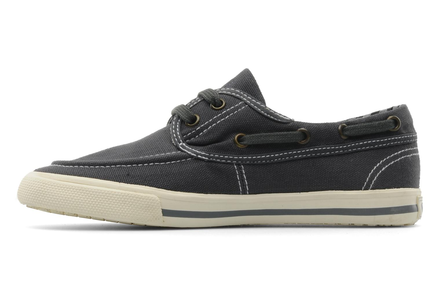 Spinnaker Canvas Anthracite Ecru