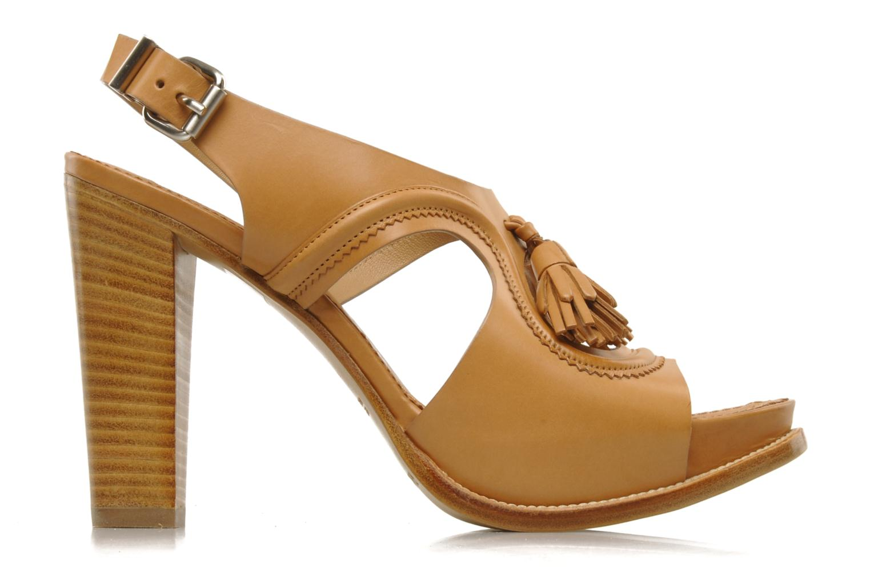Sandales et nu-pieds Sartore Sariel Beige vue derrière