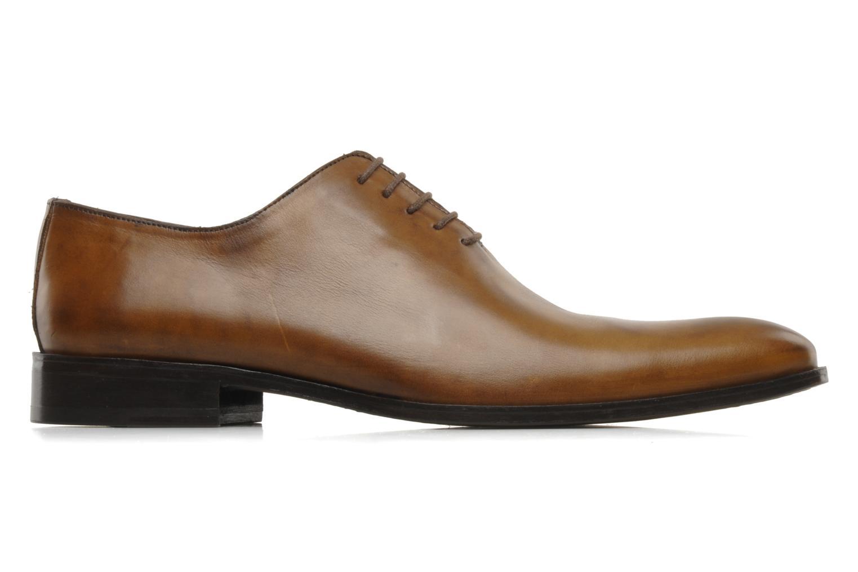 Chaussures à lacets Brett & Sons Lou Marron vue derrière