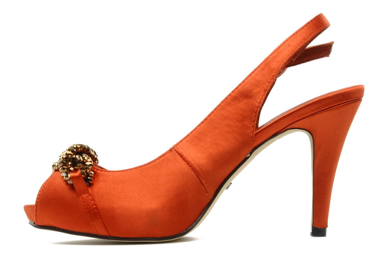 Sandalen Menbur Grusonii Oranje voorkant