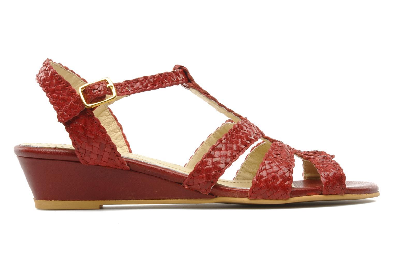 Sandali e scarpe aperte Arima pour Elle Judy Rosso immagine posteriore