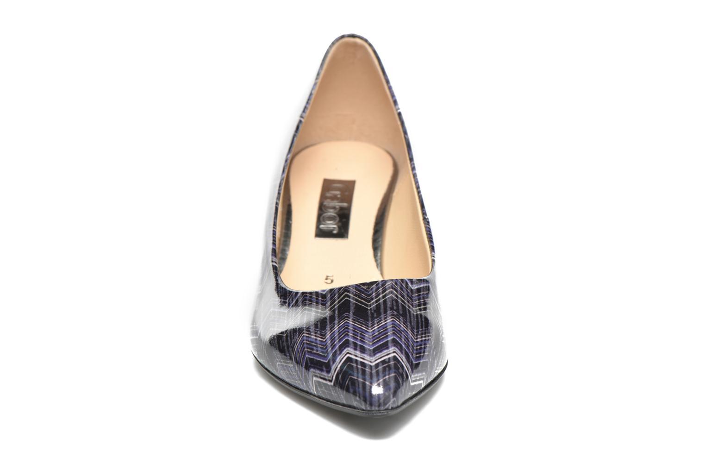 Escarpins Gabor Emilie Bleu vue portées chaussures