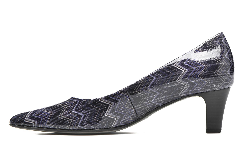 Zapatos de tacón Gabor Emilie Azul vista de frente
