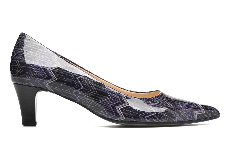 Zapatos de tacón Gabor Emilie Azul vistra trasera