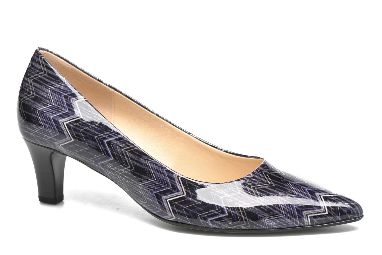 Zapatos de tacón Gabor Emilie Azul vista de detalle / par