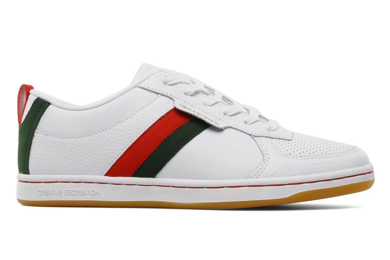Sneakers Creative Recreation Dicoco Lo Bianco immagine posteriore