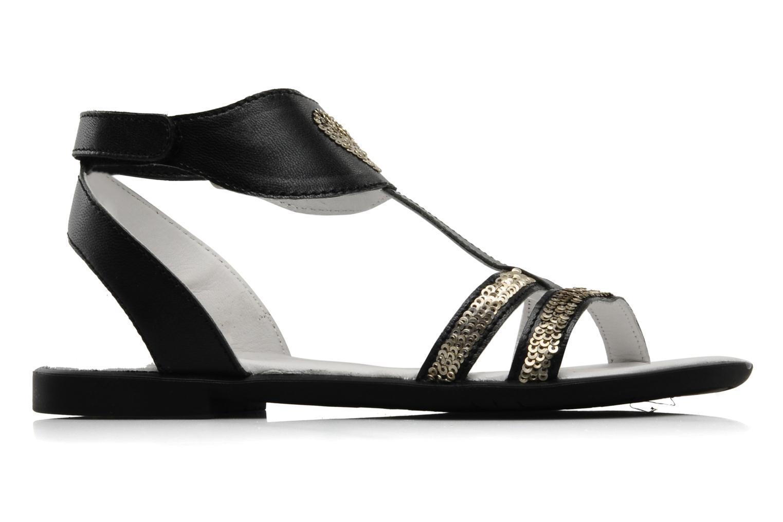 Sandales et nu-pieds Primigi Soledad Noir vue derrière