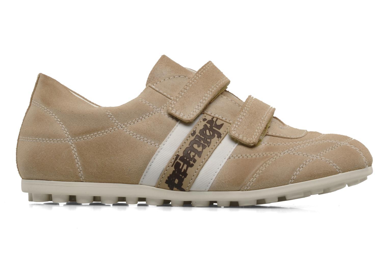 Sneakers Primigi Biggo Beige achterkant