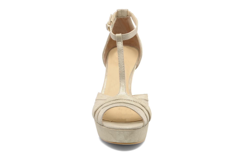 Sandals Unisa Varike ms Bronze and Gold model view