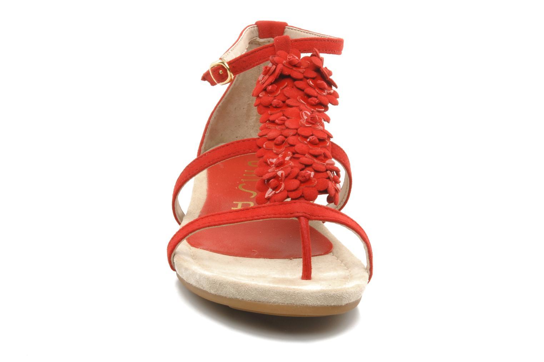 Sandals Unisa Afiles ks Red model view