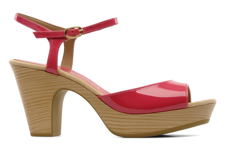 Sandals Unisa Ontral ve Pink back view