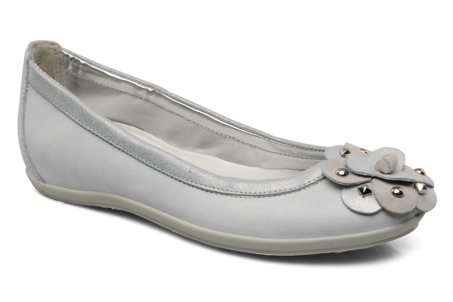 Ballet pumps Rose & Martin HARMONY Grey detailed view/ Pair view