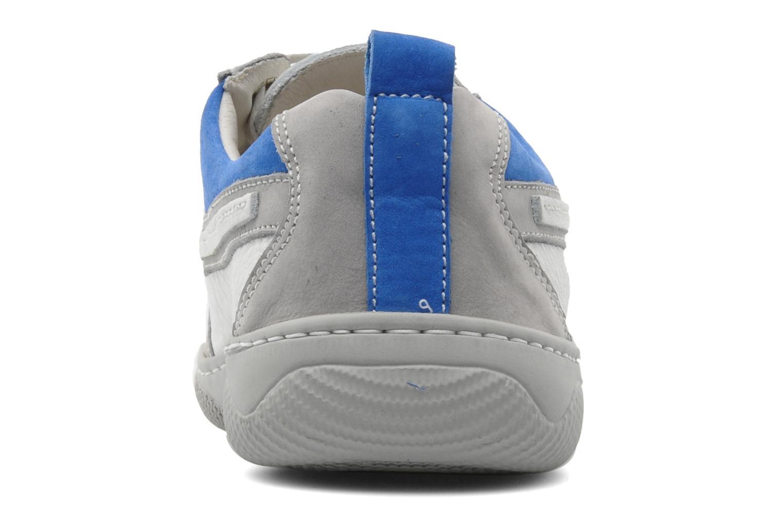 Milesi Blanc/Gris Bleu