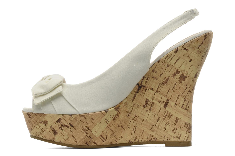 Sandalen Latinas Lignee beige ansicht von vorne
