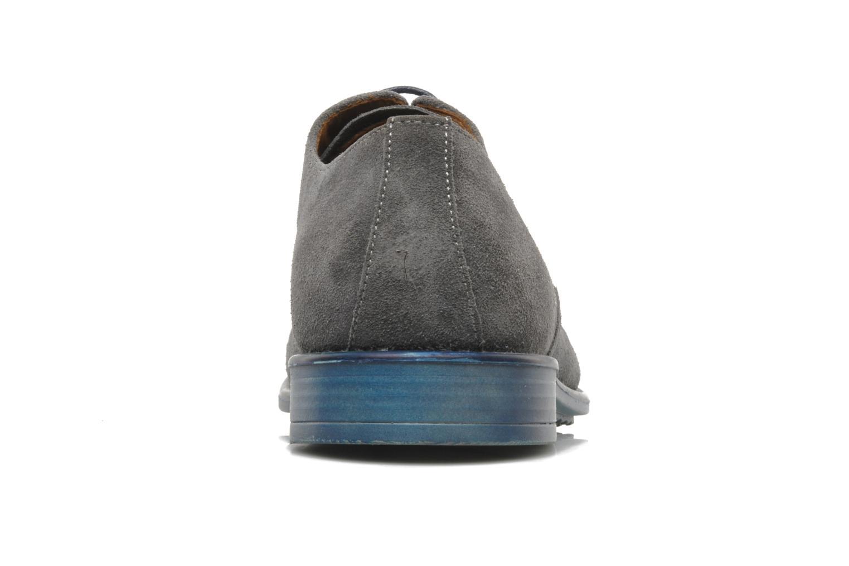 Scarpe con lacci Marvin&Co santiago Grigio immagine destra