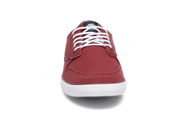 Baskets Element Topaz Rouge vue portées chaussures