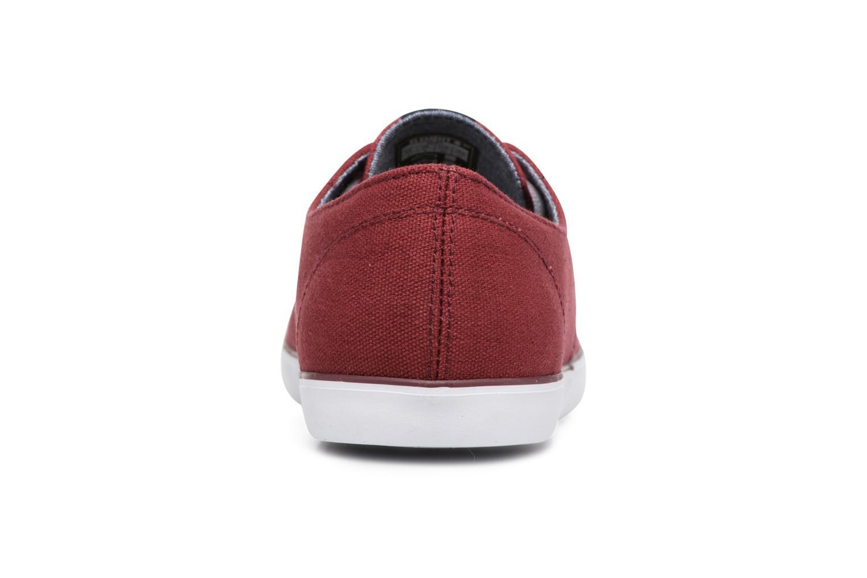 Baskets Element Topaz Rouge vue droite