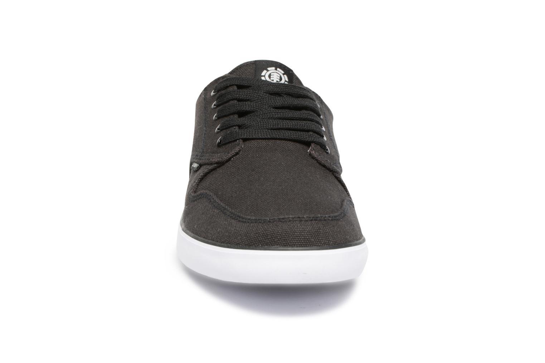 Baskets Element Topaz Noir vue portées chaussures