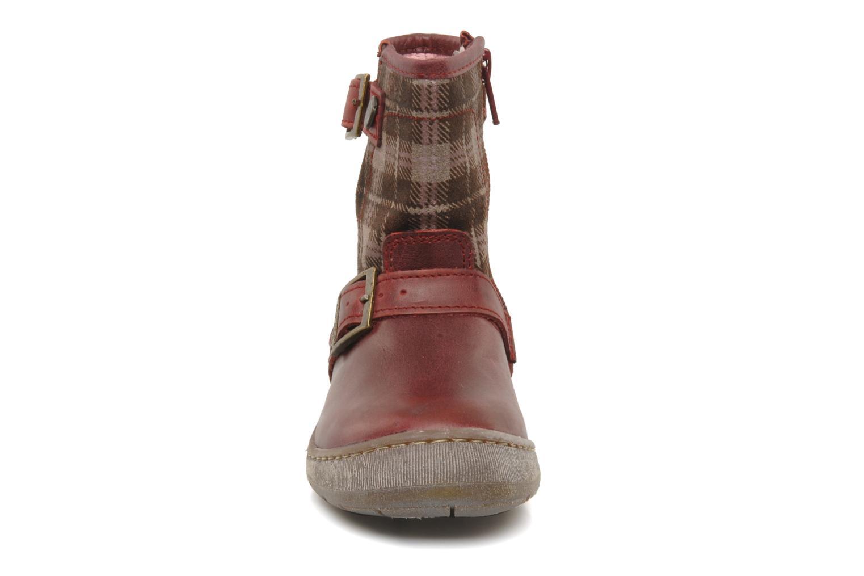 Boots en enkellaarsjes Palladium Botto Mix Bordeaux model