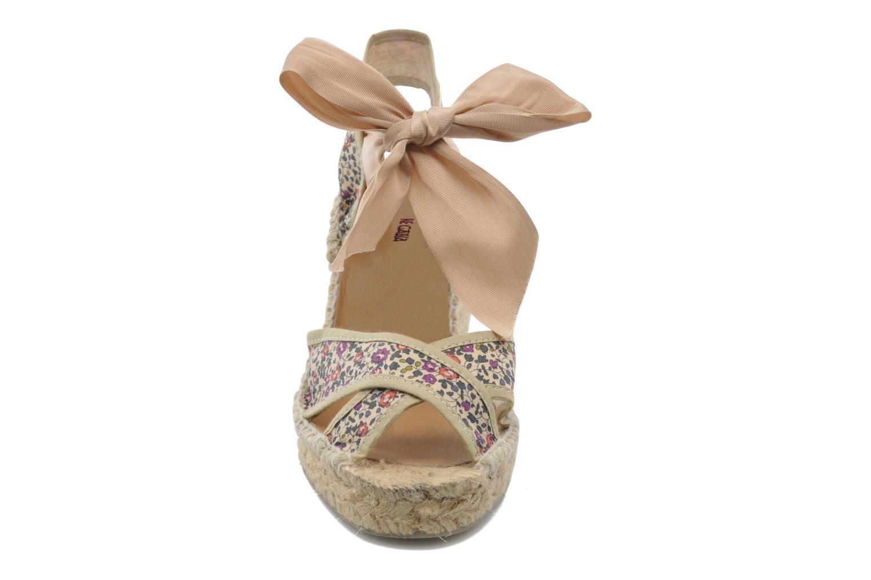 Sandales et nu-pieds Pare Gabia Koma Multicolore vue portées chaussures