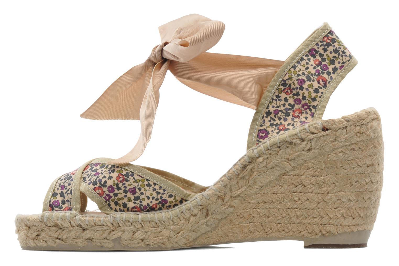 Sandales et nu-pieds Pare Gabia Koma Multicolore vue face
