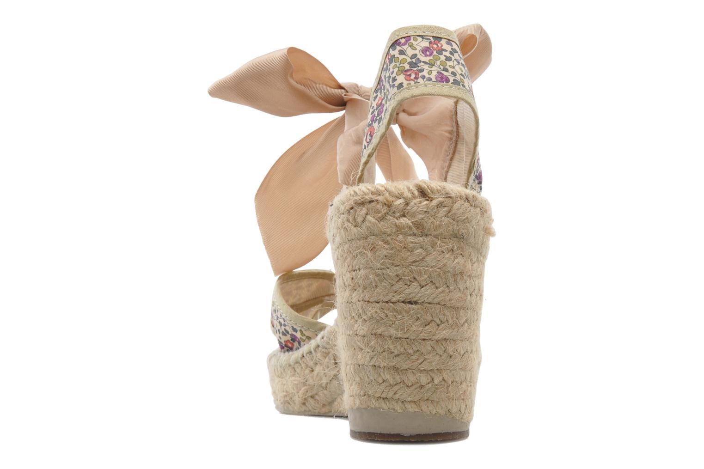 Sandales et nu-pieds Pare Gabia Koma Multicolore vue droite