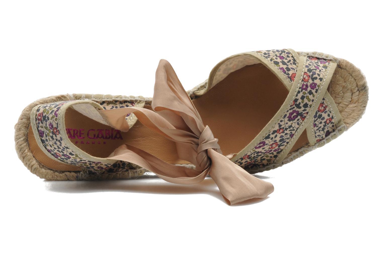 Sandales et nu-pieds Pare Gabia Koma Multicolore vue gauche