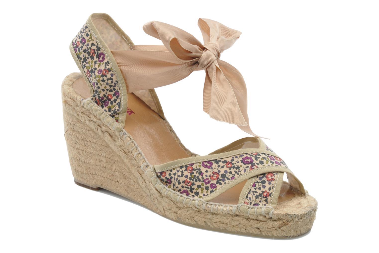 Sandales et nu-pieds Pare Gabia Koma Multicolore vue détail/paire