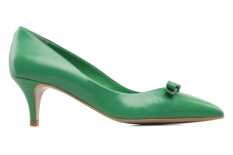 High heels Georgia Rose Maëllys Green back view