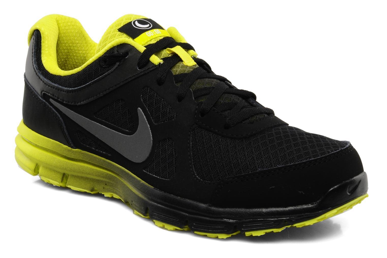 Chaussures de sport Nike Lunar forever nt Noir vue détail/paire