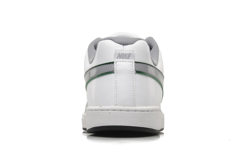 Trainers Nike Nike backboard ii Grey view from the right