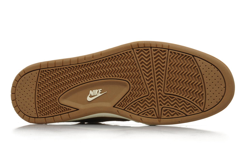 Sneakers Nike Nike air flytop Beige immagine dall'alto