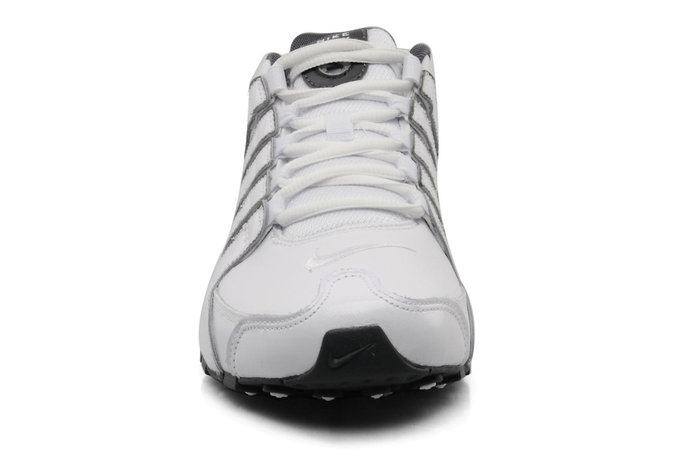 Sport shoes Nike Nike shox nz eu White model view