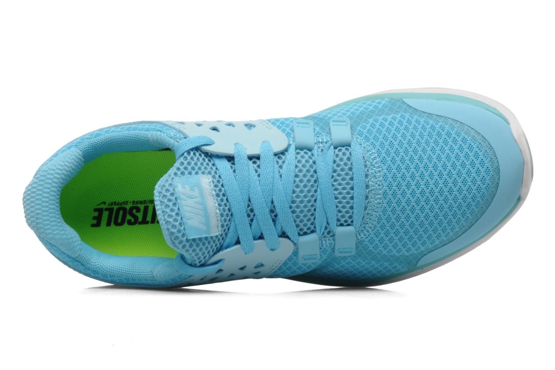 Scarpe sportive Nike Wmns nike lunarswift+ 3 Azzurro immagine sinistra