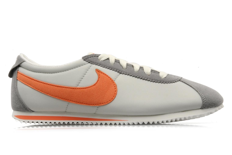 Deportivas Nike Wmns lady cortez nylon Gris vistra trasera
