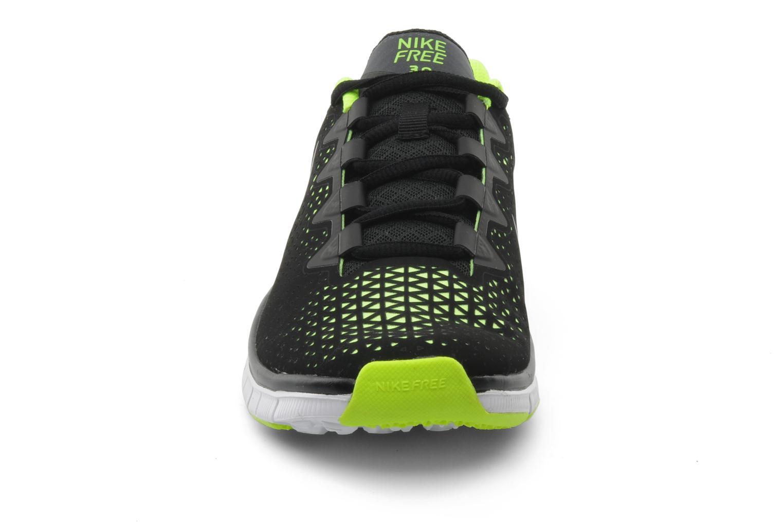 Sportschuhe Nike Nike free haven 3.0 schwarz schuhe getragen