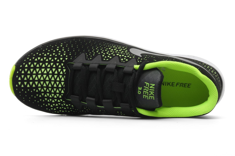Sportschuhe Nike Nike free haven 3.0 schwarz ansicht von links