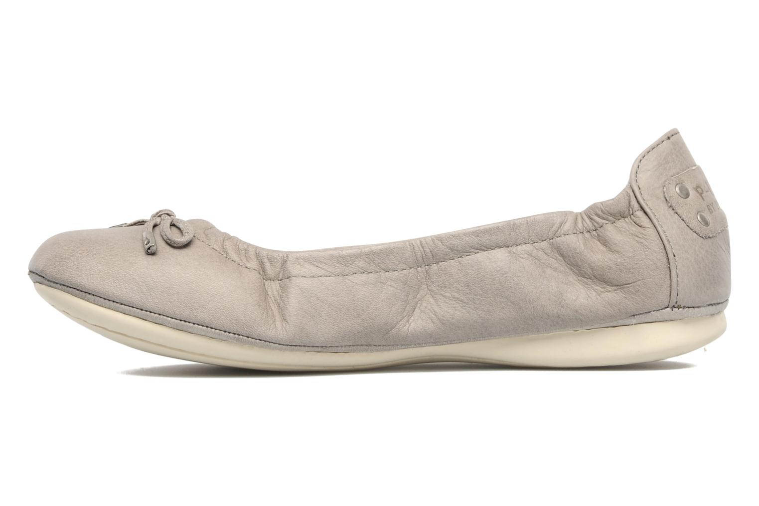 Ballerines P-L-D-M By Palladium Mombasa cash Gris vue face