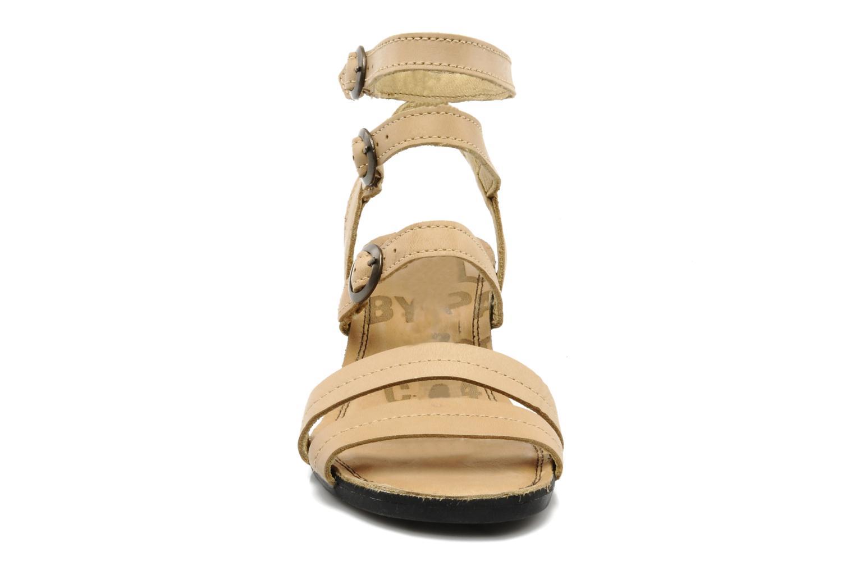 Sandalen P-L-D-M By Palladium Flavy lip beige schuhe getragen
