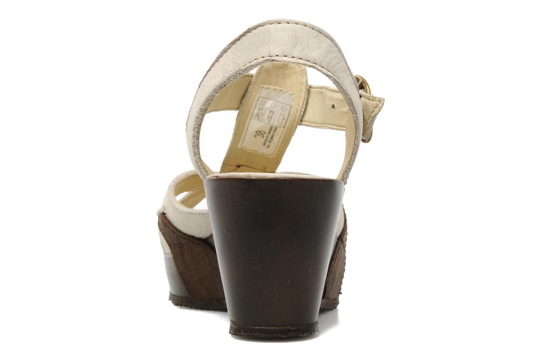Sandalen Sergio Tomani Mula 3903 Beige rechts