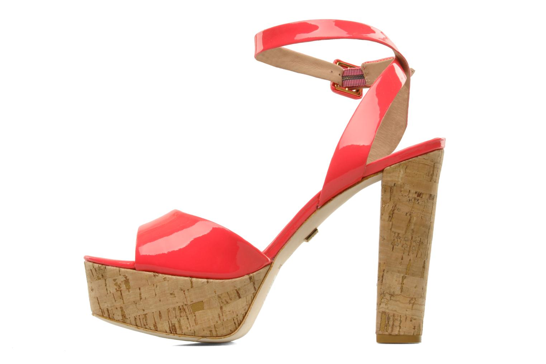 Sandalen Pour La Victoire Nasha rosa ansicht von vorne