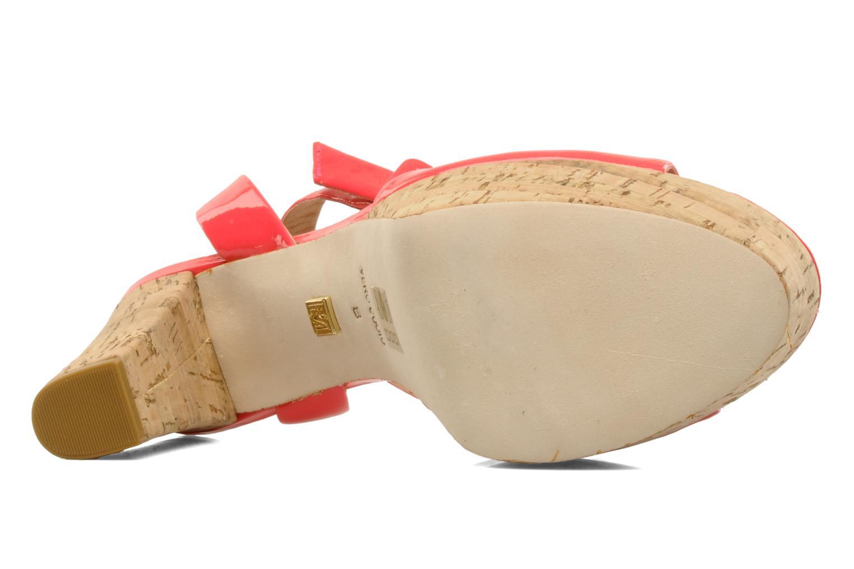 Sandalen Pour La Victoire Nasha rosa ansicht von oben