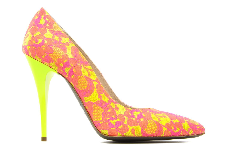 High heels Ernesto Esposito Etzi Pink back view